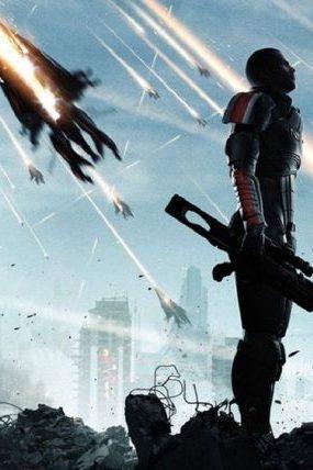 Henry Cavill, Mass Effect dizisini mi işaret etti?